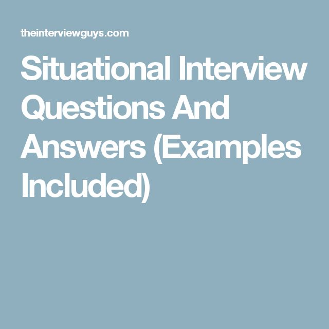 Best 25+ Situational interview questions ideas on Pinterest - assistant principal interview questions
