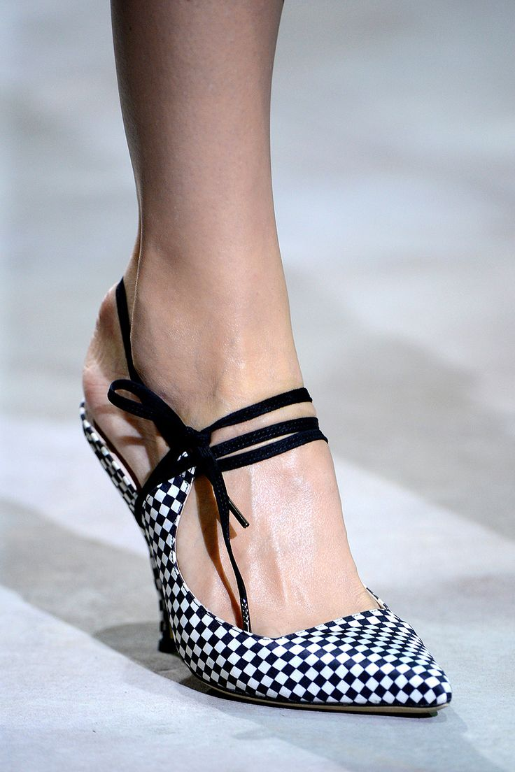 Dries Van Noten Spring 2013 #ss13 #pfw #shoes