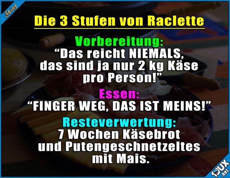Raclette ist doch toll :) #Raclette #Silvester #Weihnachten #lecker #Essen #truestory