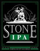 Stone IPA. Really good