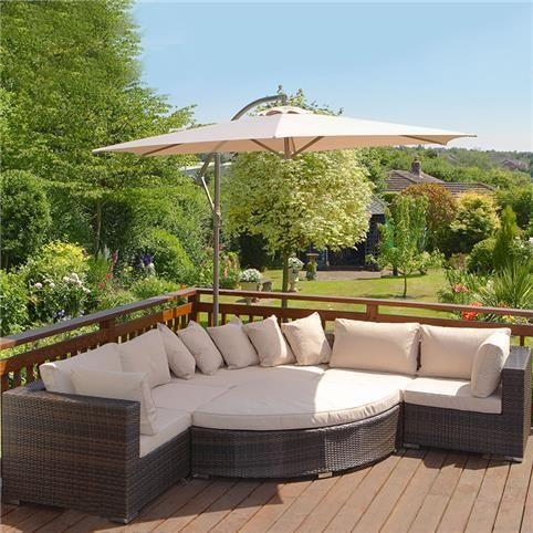 Product of the Week: Cordoba Corner Sofa Set by Li-Lo and White Stores - http://www.whitestores.co.uk/garden-furniture/rattan-garden-furniture/rattan-corner-sofa-sets/lilo--cordoba-corner-sofa-set--brown__6966.aspx #rattan #rattanfurniture #gardenfurnitur