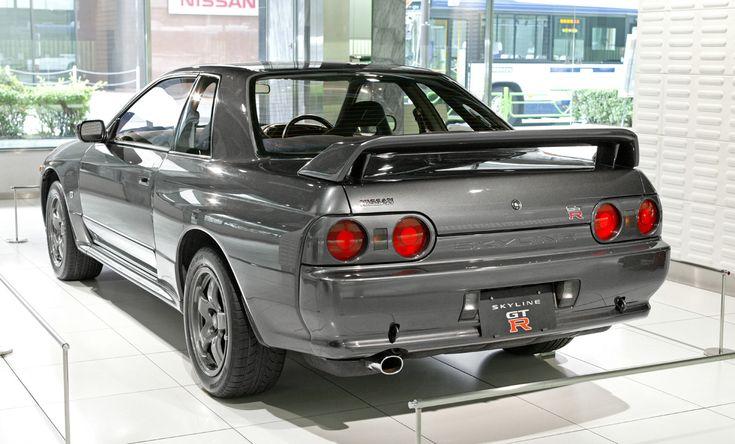 Nissan - Skyline GT-R (R32)