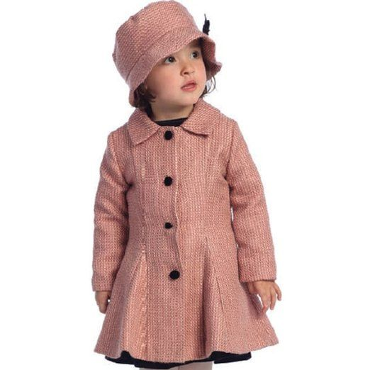 361 best Sewing: Little Girls Coats images on Pinterest | Girls ...