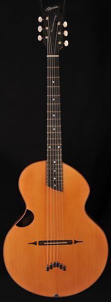 alquier luthier fabricant de guitares electriques et acoustiques   'Hey sister swing '
