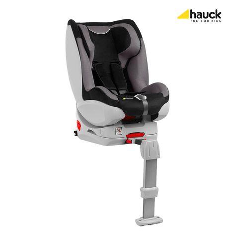 Accesorii bebelusi :: Scaune auto copii :: Scaune auto rear facing :: Scaun Auto Varioguard 0/1 Black/Grey Hauck