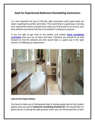 Bathroom Remodel Questions To Ask A Contractor top 25+ best bathroom remodeling contractors ideas on pinterest