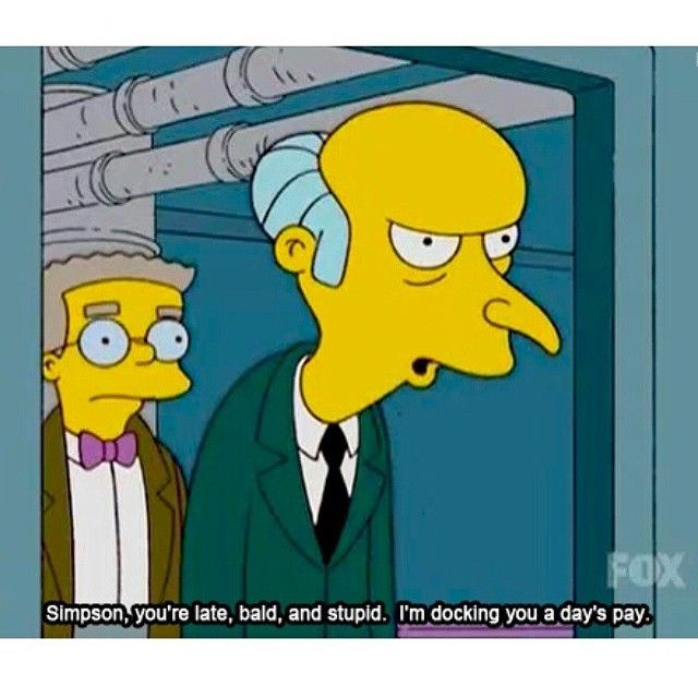 The Simpsons #thesimpsons See this Instagram photo by @the_simpsons_quotes • 86 likes