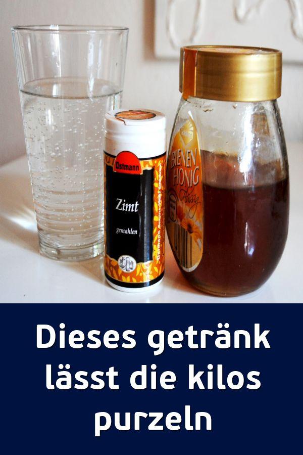Dieses getränk lässt die kilos purzeln  – Abnehmen