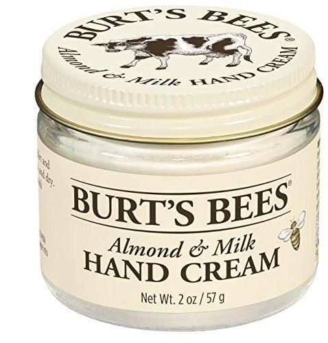 Burt's Bees Almond & Milk Hand Cream 2 Ounces (Pack of 2)