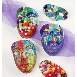 Masker decoreren