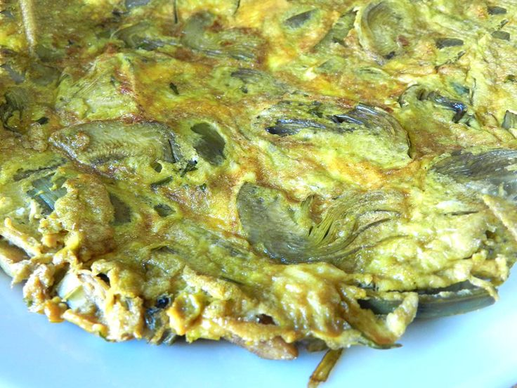 Frittata di carciofi #ricettedisardegna #sardegna #sardinia #food #recipe #cucinasarda