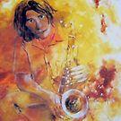 İlhan Erşahin/jazz by Sevim  AYTEMİZ GÜLER