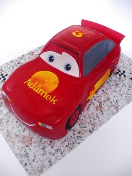 Cars Flash Mcqueen