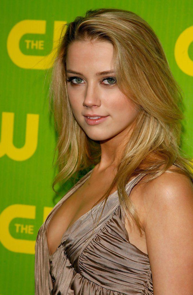 Amber Heard - CW 2007 Winter TCA Party - Arrivals