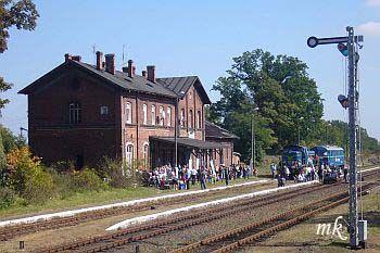 24.09.2011r. - 165 lecie linii kolejowej Wrocław - Berlin.
