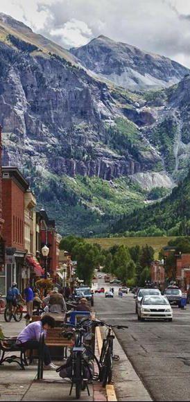 #Telluride, #Colorado #USA http://en.directrooms.com/hotels/subregion/10-156-9541/