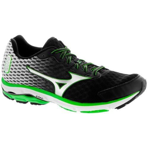 Sneak Peek :: Men's Mizuno Wave Rider 18 | Fleet Feet Sports - Chicago