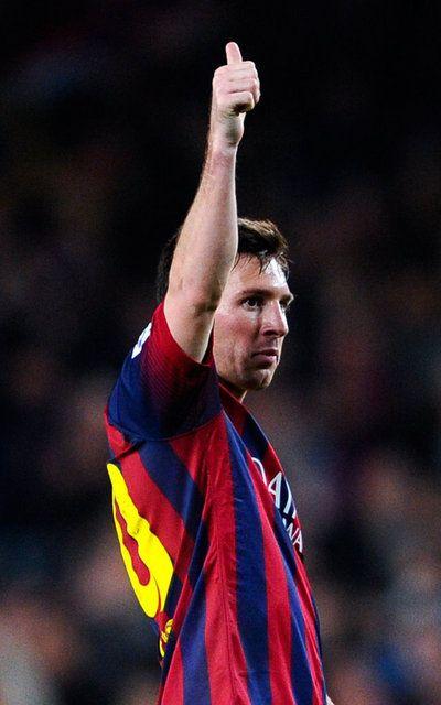 Messi volvió a romper el partido con sus goles
