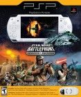 PlayStation Portable Limited Edition Star Wars Battlefront Renegade Squadron Entertainment Pack – Ceramic White $314.99