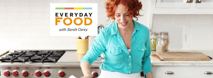 Watch Martha Stewart's Everyday Food with Sarah Carey Videos. Get more step-by-step instructions and how to's from Martha Stewart.