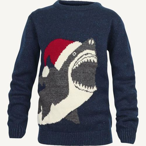 Christmas gifts ideas for #scuba and shark lovers - Shark jumper