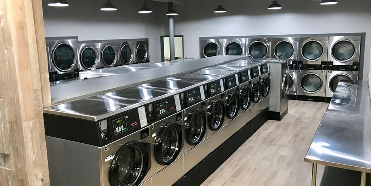 Make Money Owning A Laundromat Commercial laundry
