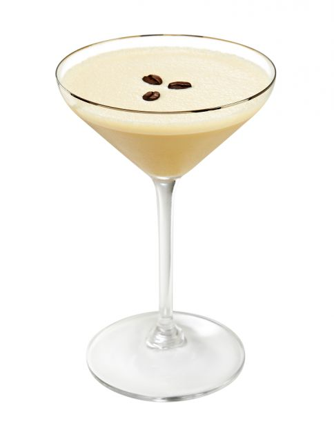 Image result for flat white martini