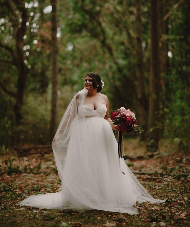 126 Best Vestido De Noiva Plus Size Images On Pinterest