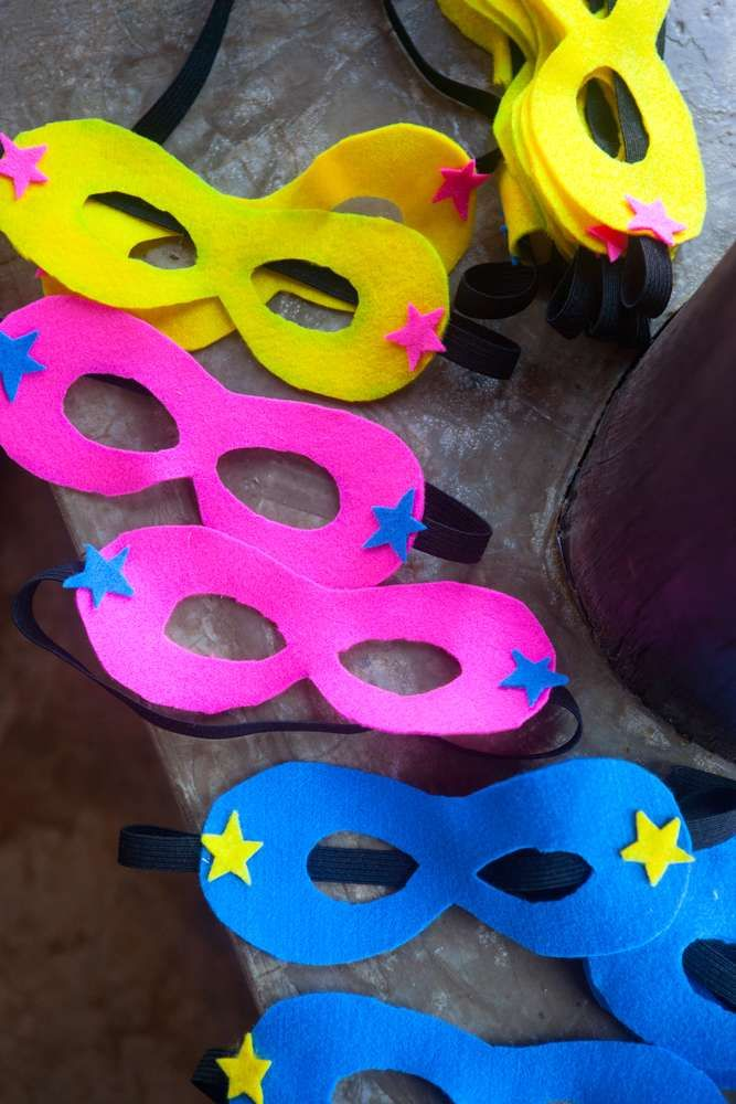 Superhero Birthday Party Ideas | Photo 1 of 20 | Catch My Party