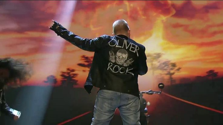 Oliver Rytting rockar loss i Talang 2017 - Talang (TV4)