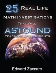 Math IS a social justice issue! People often use numbers to sway public opinion or get individuals to do things that turn out not to be so good for them. Rent to own? Please! This book helps demonstrate the importance of math in everyday life as well as math's impact on the very future of freedom.
