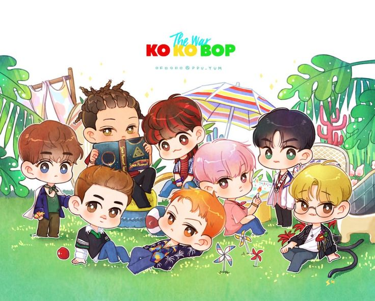 "코코얌얌 L-1485 trên Twitter: ""고잉 코코밥 #EXO #KoKoBop https://t.co/nBoawkiwFK"""