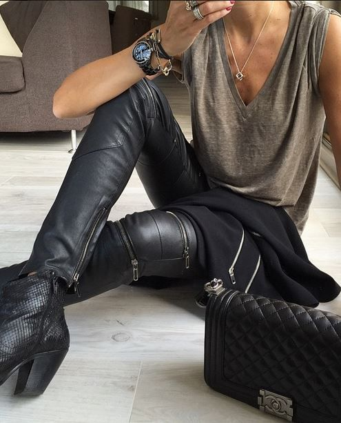 Rock 'n' Roll Style ✯ AnneSo @banso73 on Instagram