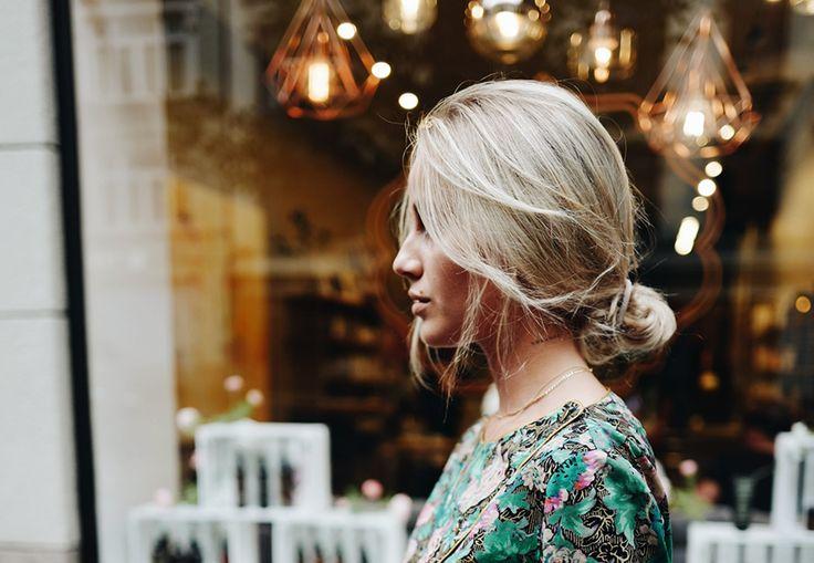 Høstens enkleste og fineste frisyre!