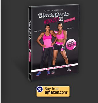 Gymnetics Fitness Presents Black Girls Workout Too!