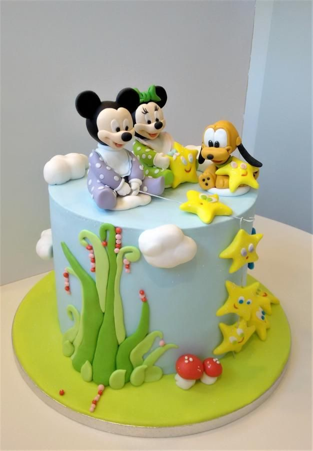 Baby Disney stars fishers by Clara