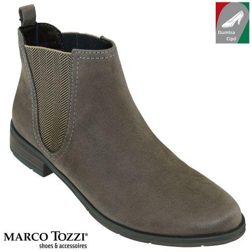 Marco Tozzi női bokacsizma 2-25321-37 324 bors