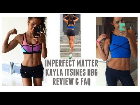Kayla Itsines BBG Review & FAQs Video