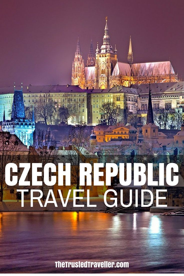 My Czech Republic Travel Guide has everything you need to start planning your trip. Click through now to start planning!