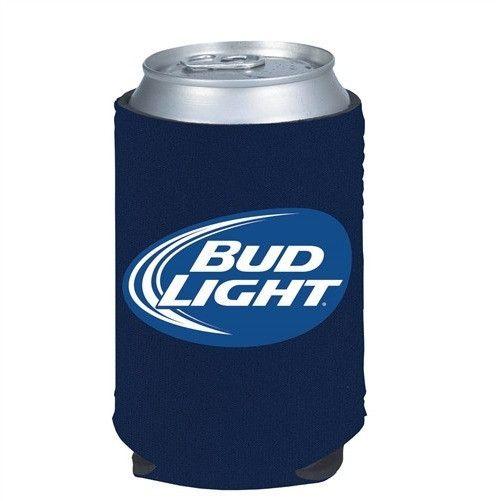 Bud Light Can Cooler 2 Pack