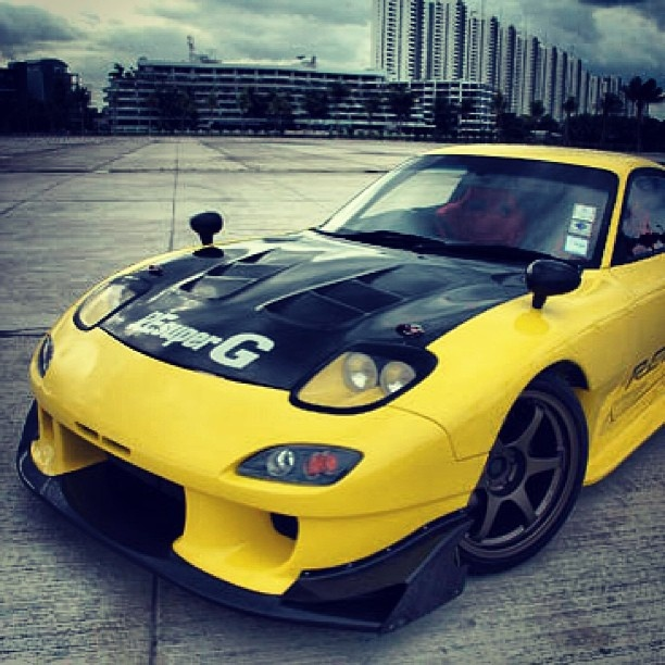 40 Best Images About Mazda FD RX7 On Pinterest