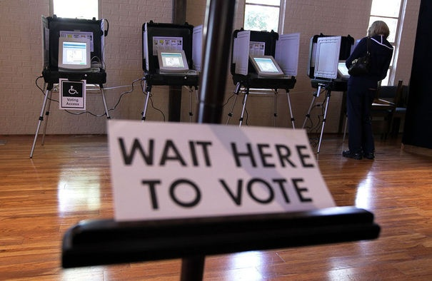 Après Sandy, les zones sinistrées s'organisent pour voter quand même