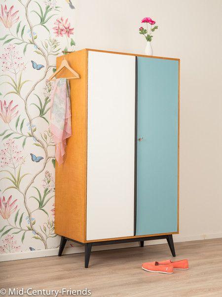 Popular Zauberhafter Kleiderschrank Kommode er Vintage
