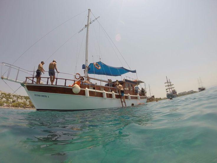 Ozge Hiz / Bodrum, Turkey, Summer vibes, traveling, on the boat