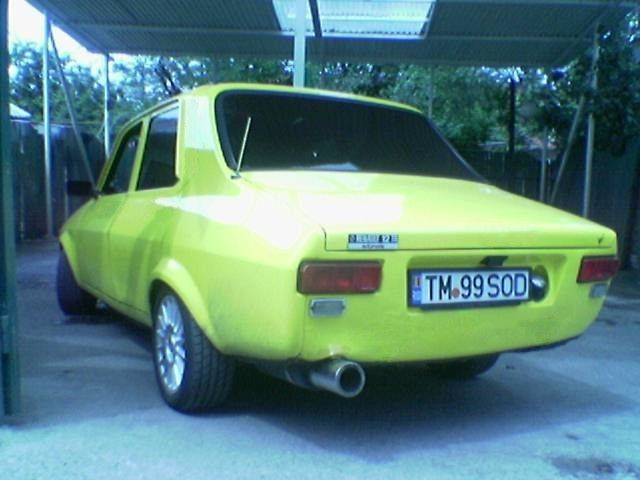 Cevap: Hiç Görmediğiniz Modifiyeli Renault 12'ler (Dacia'da Var)