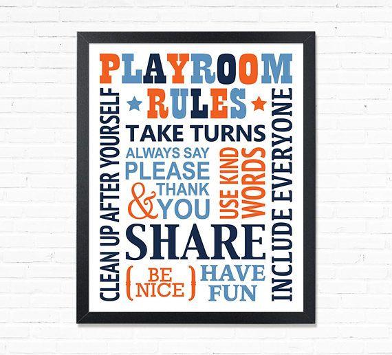 Best 25+ Playroom signs ideas on Pinterest | Playroom ...