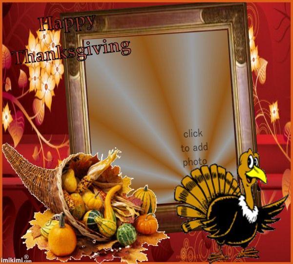 The 100 best Thanksgiving Frames images on Pinterest | Thanksgiving ...