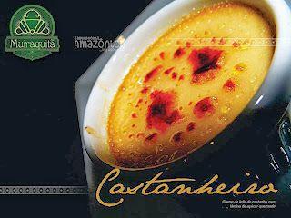 Chef Ney Agostinho: Castanheiro (Creme Brûlèe) Ingredientes8 gemas de ...