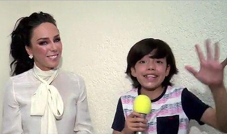 En entrevista con Pillincito, Inés Gómez Mont confiesa que cuando era niña no era de las que jugaba con muñecas, sino que montaba shows para sus papás