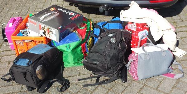 Car-Bags reistassen, echt zo ideaal als in de reclame?